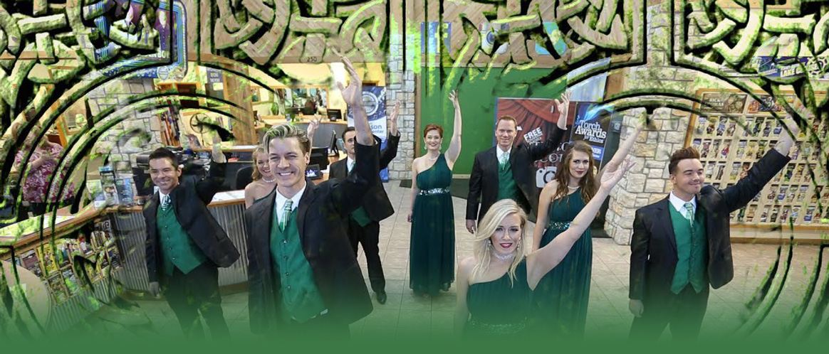 CELTIC LADIES & DUBLIN�S IRISH TENORS